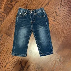 7 for all Mankind baby jeans 12 M NWOT
